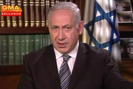Netanyahu on ABC