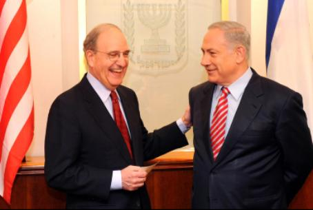 Mitchell and Netanyahu