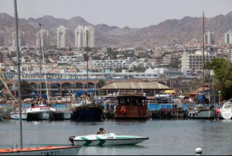 Coast of Eilat