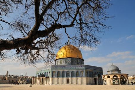 Mosques on Temple Mount