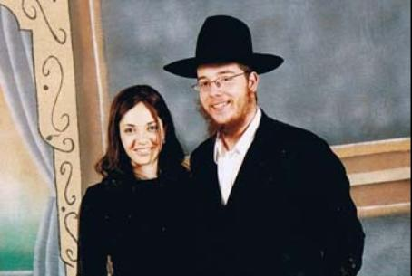 Rivka and Gavriel Holtzberg