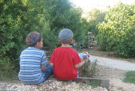 Beit El children