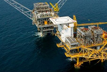 Nobel off shore rig