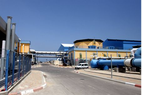 Desalination plant in Ashkelon