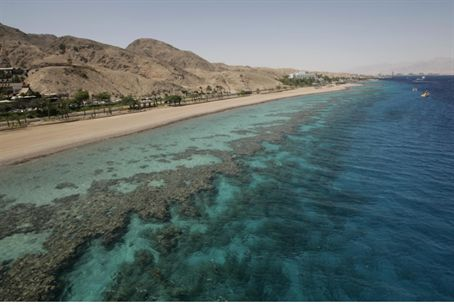 Plenty of space to wind surface on Red Sea