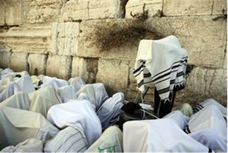 Birkat Hakohanim (Priestly blessing)