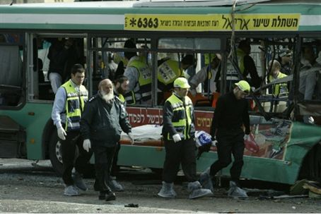 Bus bombed in 2004 suicide attack