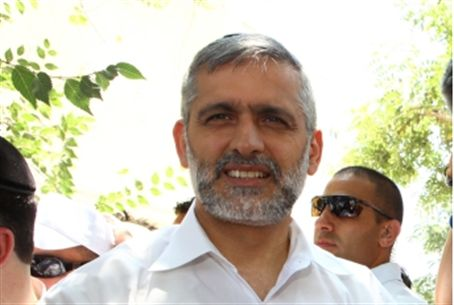 Interior and Deputy PM Eli Yishai