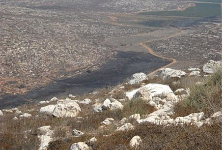 Aftermath of attack on Achiya fields