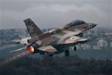 IDF plane (illustrative)