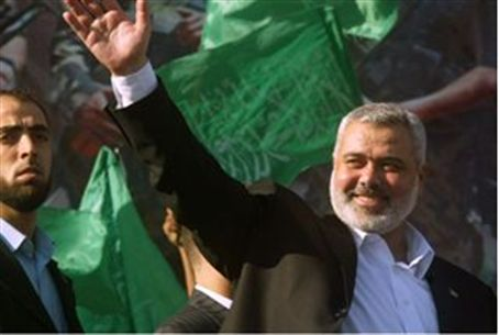 Hamas PM Ismail Haniyeh: Out of control?