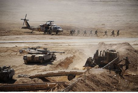 IDF Joint Combat Exercise Demonstration