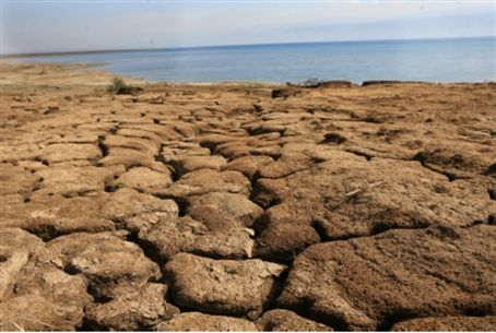 Drought in Israel