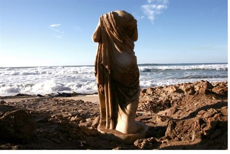 2,000 year old Roman statue found on Ashkelon