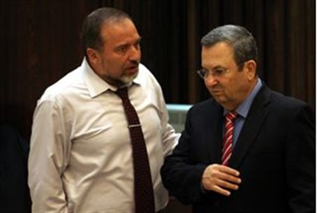Barak and Lieberman