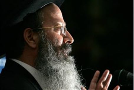 Rabbi Eliezer Melamed