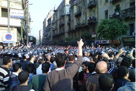 Egypt:'The barrier of fear has collap