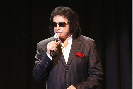 Gene Simmons, founder of KISS