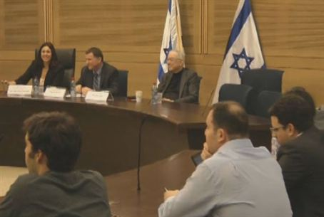 Launch of Anti-Delegitimization Knesset Caucu