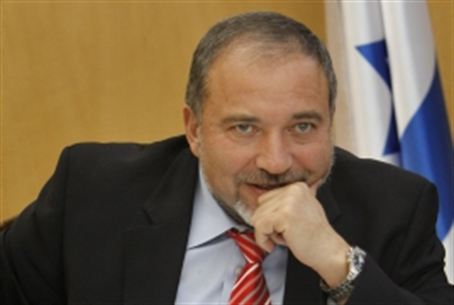 Foreign Minister Lieberman (file)