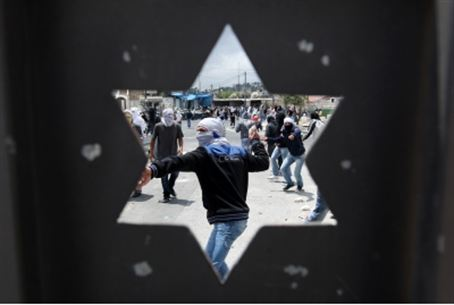 Riots at Ras El-Amoud, Jerusalem (file)