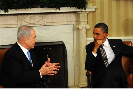 Netanyahu, Obama meet Friday