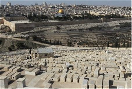 Mount of Olives cemetery