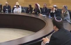 Aliya Conference in the Knesset