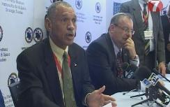 NASA Chief Charles Bolden