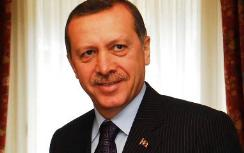 Turkish Prime Minister Erdogan