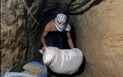 Gazans have built hundreds of tunnels