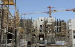 New construction in eastern Jerusalem