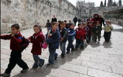 PA Arabs on way to 'schools of incitement'