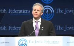 Ambassador Oren at GA