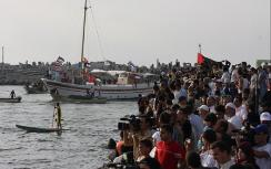"""Free Gaza"" ship headed toward Hamastan"