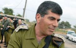 IDF Chief of Staff Lt.-Gen. Gabi Ashkenazi