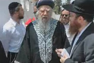 Rabbi Avraham Gordimer
