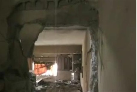 Damaged Home in Ofaqim