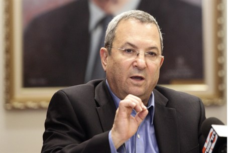 Ehud Barak -- headed for political oblivion?