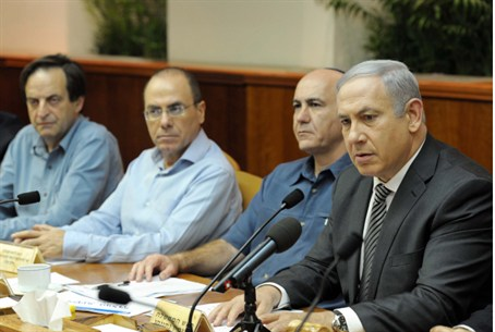 Israeli Cabinet Approves Shalit Deal