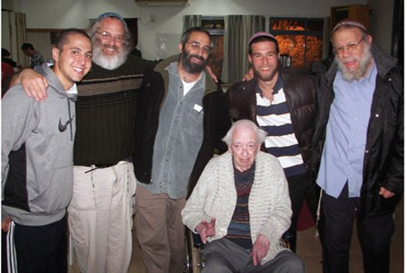 Keshet Yehuda aliyah party