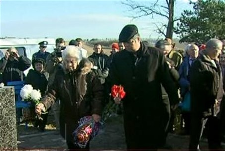 Remembering the massacre at Simferopol