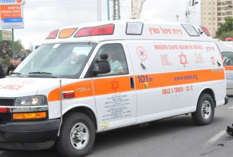 Guard Stabbed in Maaleh Adumim
