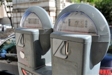 Parking meters 'back to work'