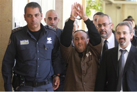 Barghouti in court