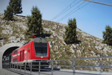 New fast train to Jerusalem