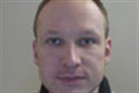 Breivik's passport photo