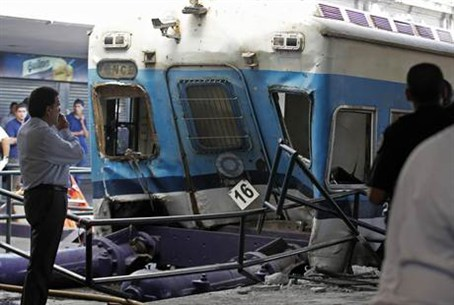 Buenos Ares Train Disaster