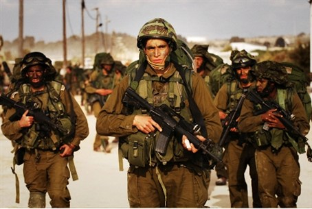 IDF soldiers (illustrative)