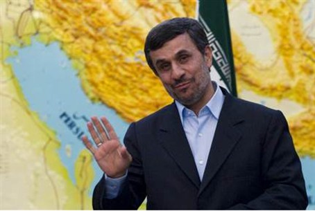 Ahmadinejad: Holocaust is a lie